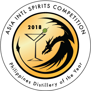 Asia International Spirits Competition Distillery of the Year l (2018, Hong Kong)