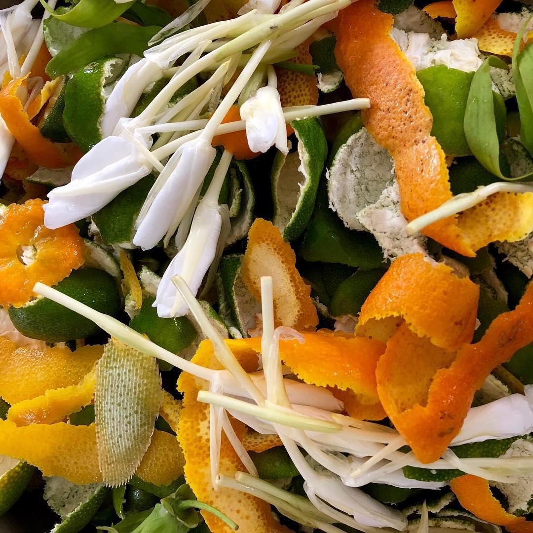 ARC GIN uses foraged botanicals